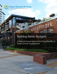 Building Better Budgets Report Cover