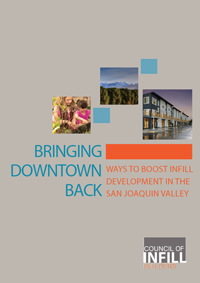 Bringing Downtown Back Report Cover