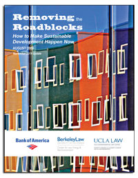 Removing Roadblocks Report Cover